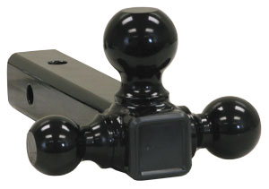 """Buyers Tri-Ball Hitch, 1-7/8, 2 and 2-5/16"""""""