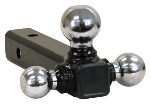 """Tri-Ball Hitch, 1-7/8, 2 and 2-5/16"""""""