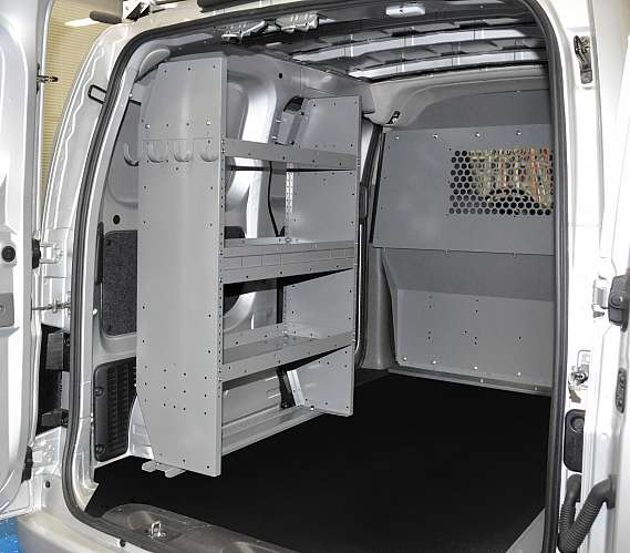 NV200, DUAL HD, STEEL PAR
