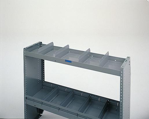 """Adrian Steel 14"""" Divider for Adjustable Shelving"""