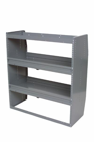 """Adrian Steel 42"""" Jumbo Deep Adjustable Shelf Unit"""