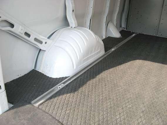 Adrian Steel ADSeries Rail System GM Extended long wheelbase vans