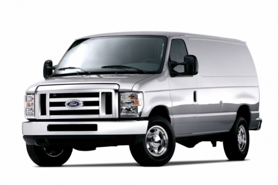 Ford Full Size Van Trade Packages