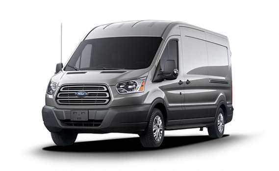Ford Transit Trade Packages