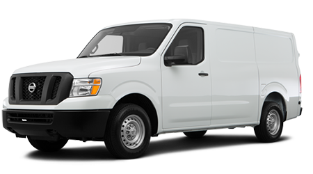 Nissan NV Trade Packages