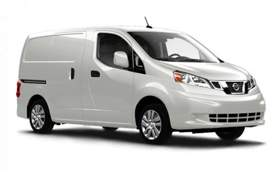 Nissan NV200 Trade Packages