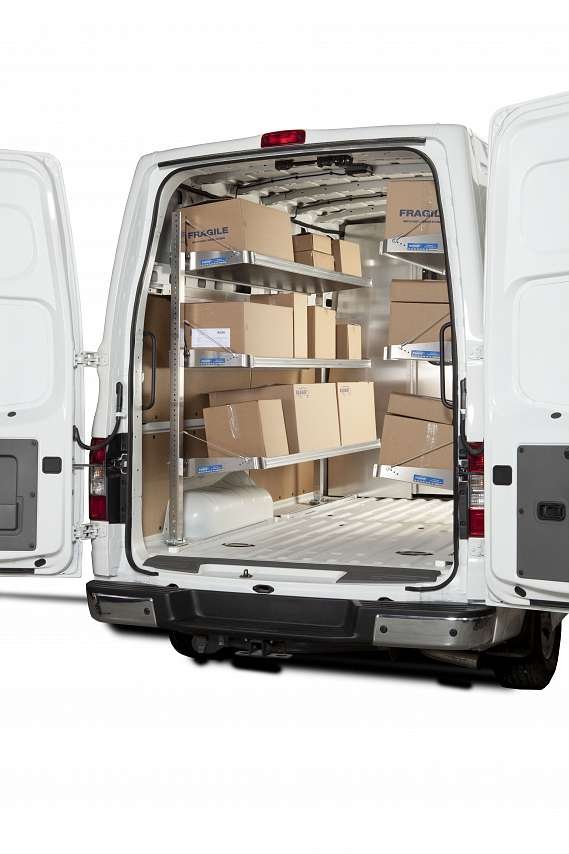 Ranger Design Delivery Pkg, Nissan NV Low Roof