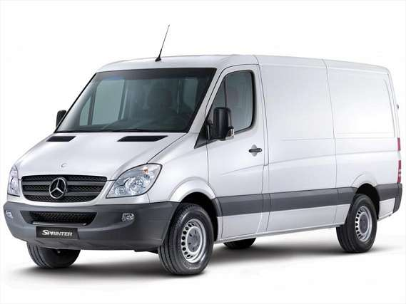 Mercedes Sprinter Trade Packages