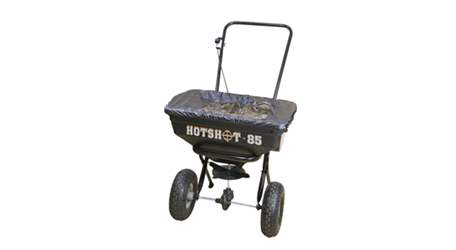 Meyer Walk Behind Spreader Hotshot-85