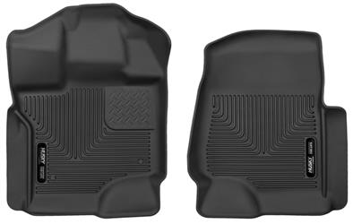 Husky Liners Ford F-150 Super (Extended) Cab Front