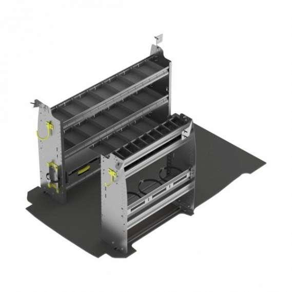 HVAC Deluxe Pkg, NV200/City Exp