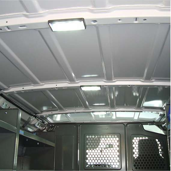 Interior Vehicle Lighting