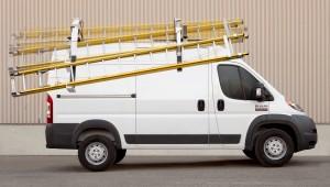 Van Ladder Racks