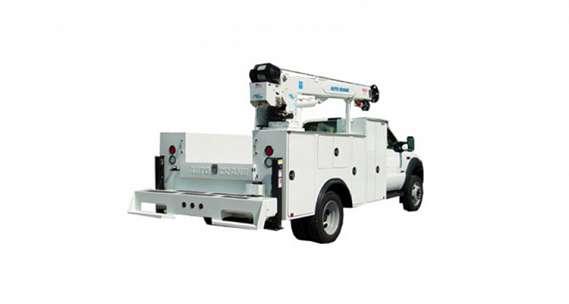 Auto Crane Products Denver Mastercraft Truck Equipment