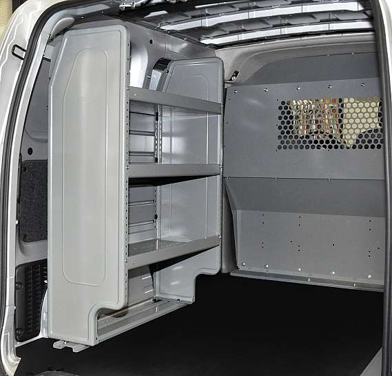 Ranger Design NV200, BASE AD, STEEL PAR