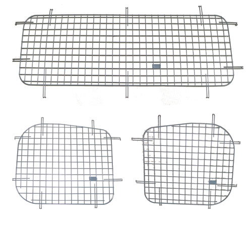 NISSAN LCV COMPLETE WINDOW SCREEN KIT