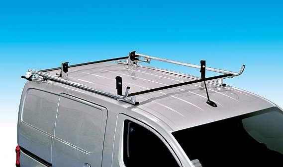 Adrian Steel Dual-Sided Grip Lock Ladder Rack, City Express, NV200