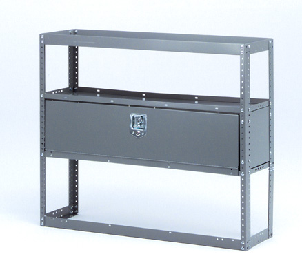 Adrian Steel MODULE SHELF CABINET/42X36X12