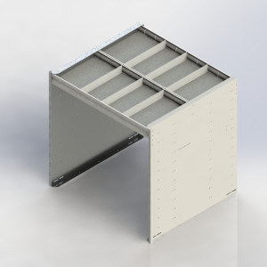 Ranger Design Drawer, Axess Tray