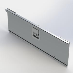 Locking door kit