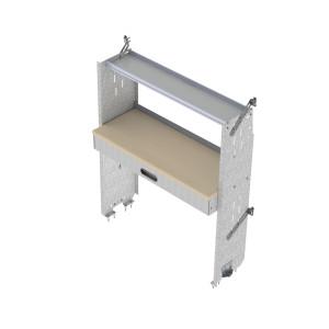 Ranger Design Workbench, Steel, with Drawer